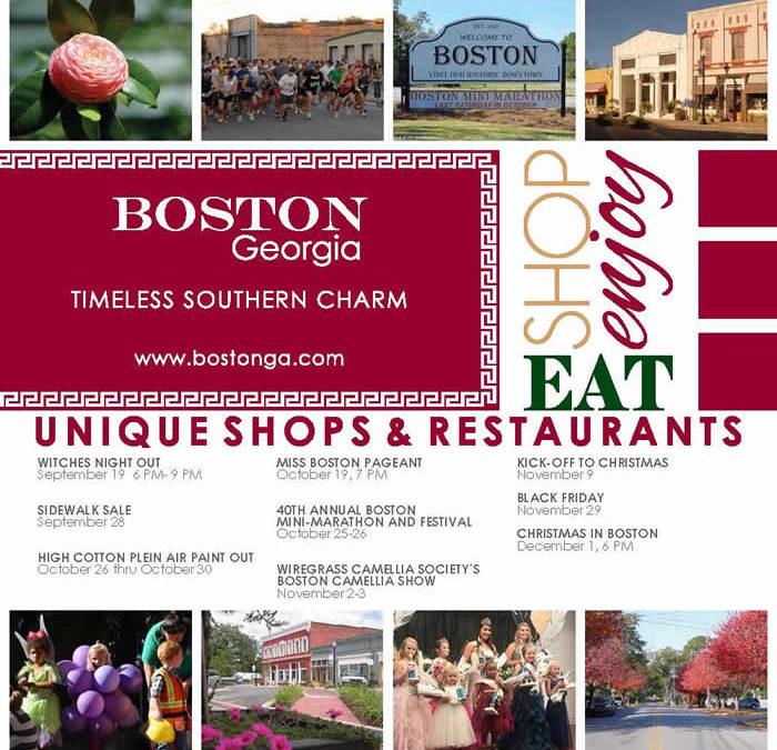 Christmas In Boston 2019.2019 Events Schedule Boston Ga